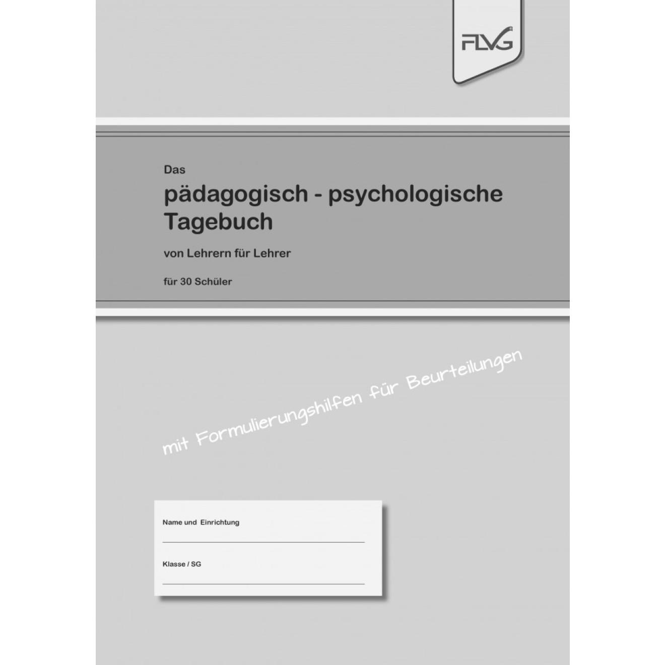 Pädagogisch-psychologisches-Tagebuch, Shop der GEW Brandenburg